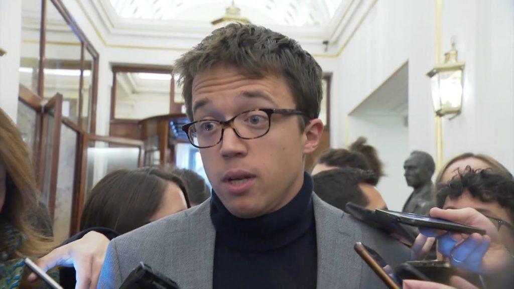 Errejón reivindica la labor del Orgullo para conseguir derechos y destaca que España quiere «libertad e igualdad»