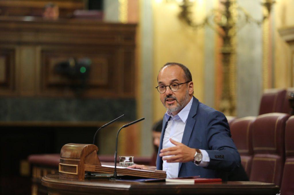PDeCAT lleva a votación al Congreso la supresión de la Audiencia Nacional, que ve sucesora de los tribunales franquistas