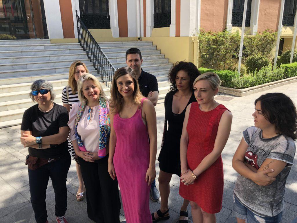 El PSOE-A defiende el carácter «pionero y muy feminista» de la nueva Ley del Cine de Andalucía