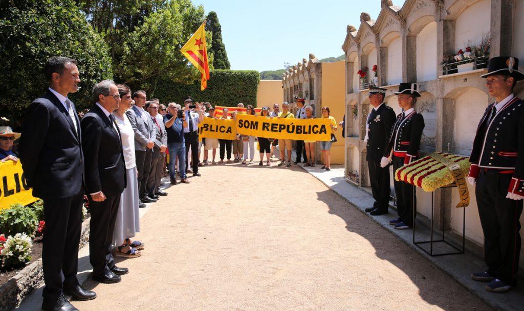 Torra pregunta si se reunirá con un Sánchez dialogante o del PSOE «que aprobó el 155»