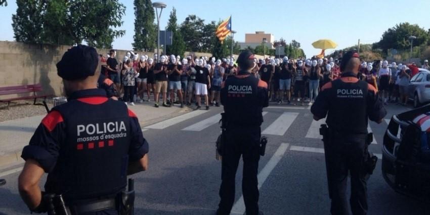 Vox acusa a los CDR de «acosar» su Campus de Verano en Tarragona