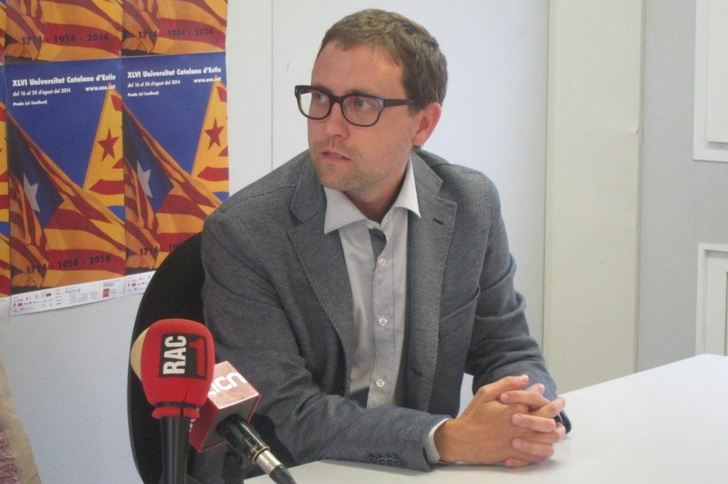 El exsecretario del Diplocat admite pagos a «visitantes internacionales» el 1-O pero niega que fueran observadores