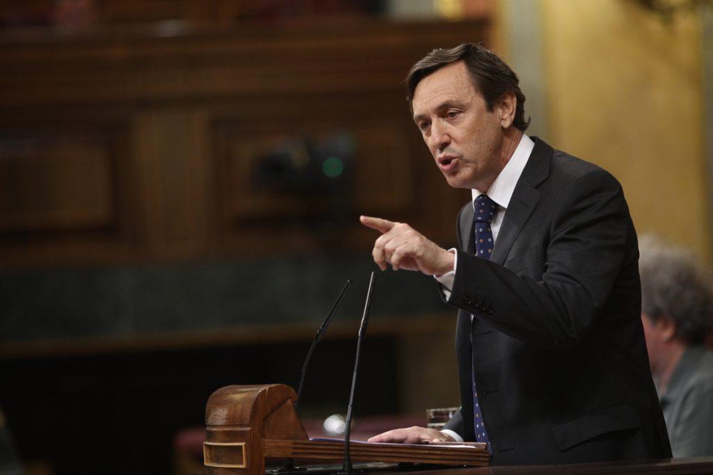 El PP pide al Gobierno medidas legales para sancionar el acoso a las Fuerzas de Seguridad a raíz de 'fake news'