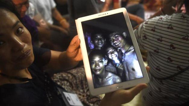El Gobierno tailandés confirma cuatro niños rescatados, todos en «perfecto» estado de salud