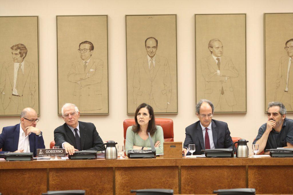 Ciudadanos pide explicaciones a Borrell por nombrar embajador ante la OCDE a un dirigente del PSOE