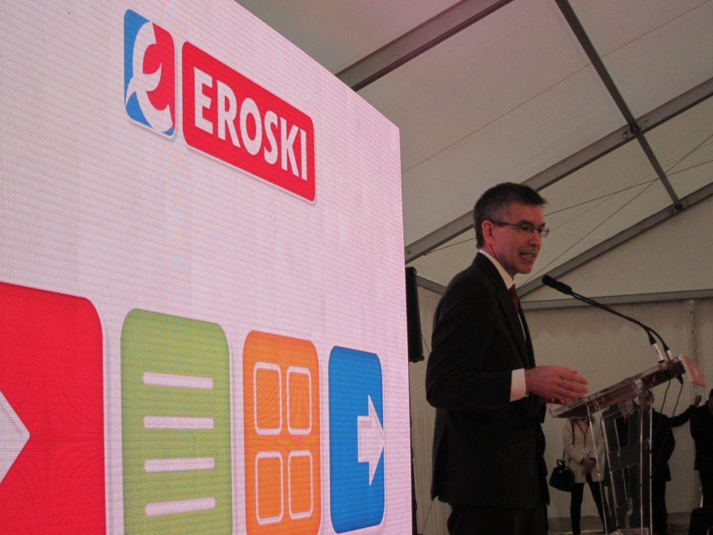 Eroski confía en cumplir sus «retos» gracias a la estabilidad económica y aumento de confianza del consumidor
