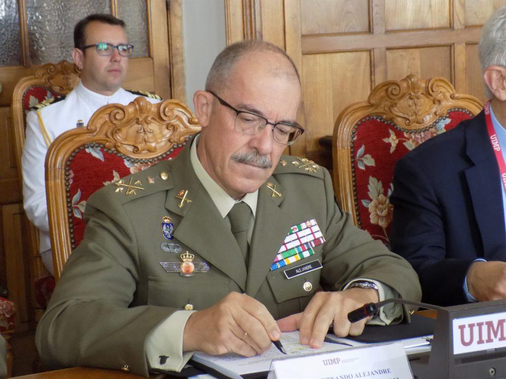 El Jemad considera que España está en una situación de «desventaja» por invertir en gasto militar sólo el 0,93% del PIB
