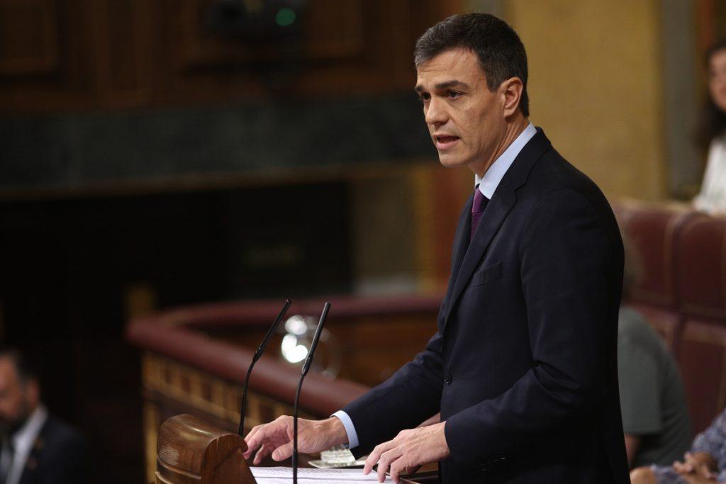 Pedro Sánchez defiende que, ante los retos mundiales, «hay alternativa» al miedo y al populismo del «nosotros primero»