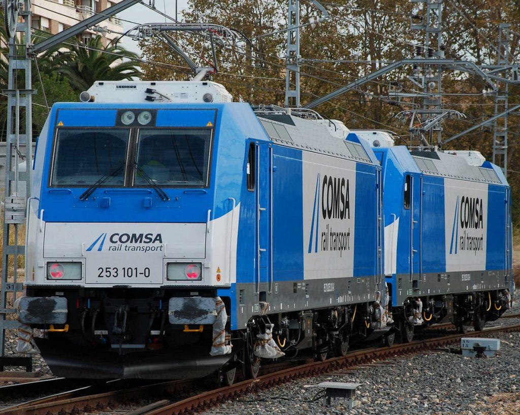 La SNCF francesa compra el operador privado de transporte de mercancías en tren Comsa Rail