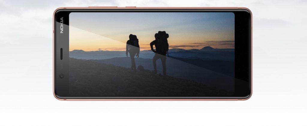 Se muestra la apariencia del Nokia 5.1 Plus a dos días de su presentación en China