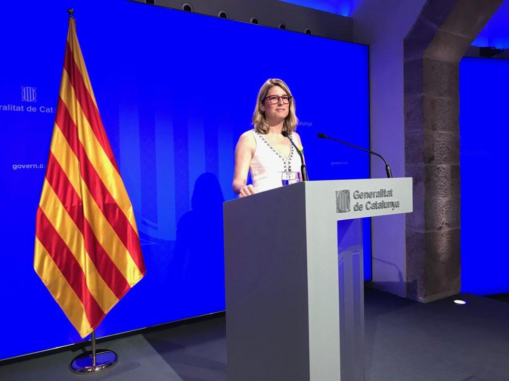 Aragonés no prevé ir al Consejo de Política Fiscal y reclamará a Calvo más dinero para Mossos, uno de los 45 puntos