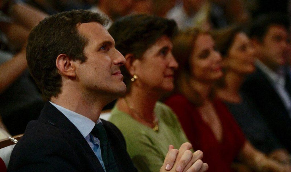 Casado pide frenar el independentismo recuperando el delito de sedición impropia y la convocatoria de referéndum ilegal