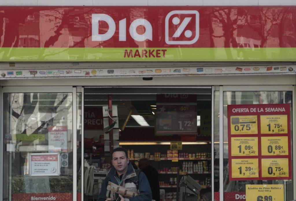 Dia abonará un dividendo de 0,18 euros por acción el próximo 17 de julio