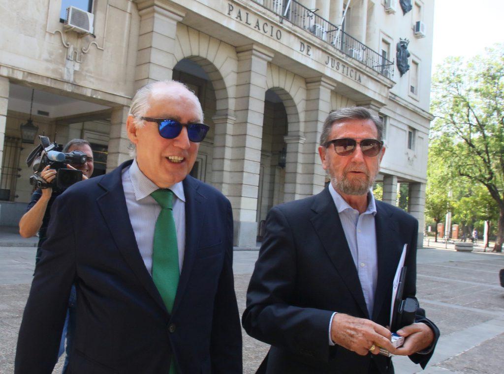 Expresidentes del Parlamento andaluz señalan que los diputados conocían «perfectamente» el programa de ayudas de los ERE