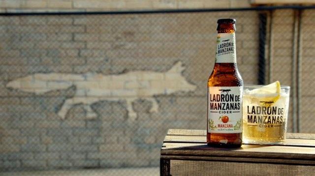 Heineken, «satisfecha» con la acogida de su nueva marca de 'cider' 'Ladrón de Manzanas'