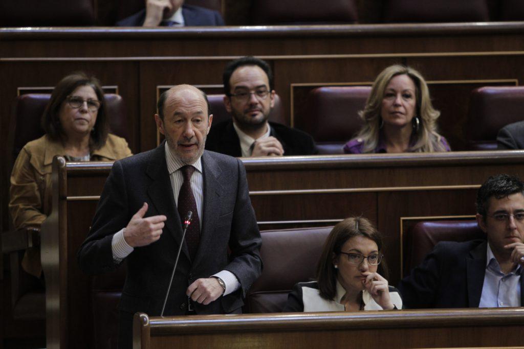 El PSOE de Bedmar (Jaén) reconoce a Alfredo Pérez Rubalcaba con el Premio Socialista 2017