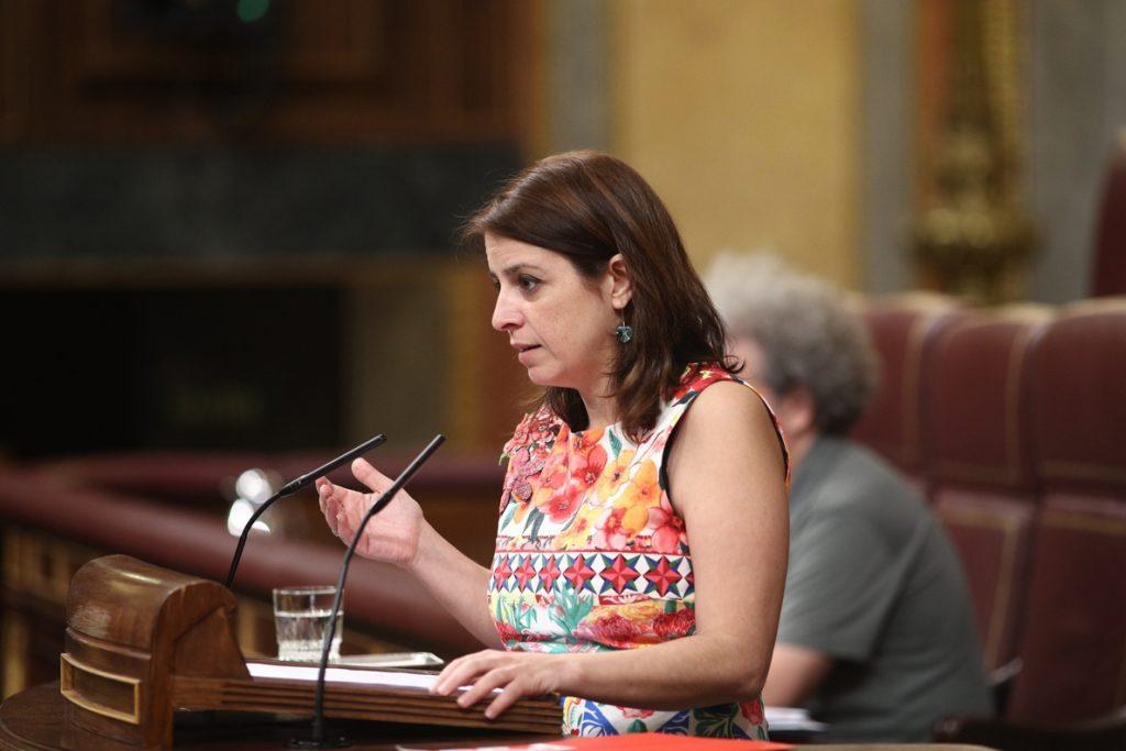 Lastra (PSOE) pide a PP y a Ciudadanos que se serenen porque están siendo radicales como la CUP y los CDR