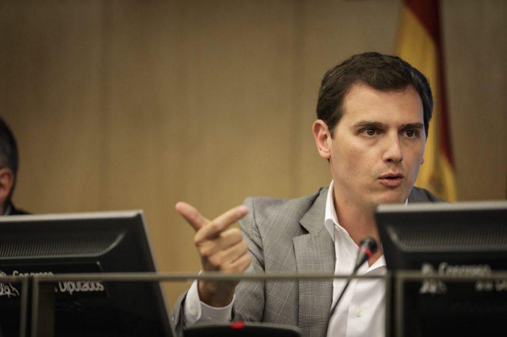 Rivera alerta contra la «ocurrencia» de recuperar un Consejo de Justicia de Cataluña que permita a Torra nombrar jueces
