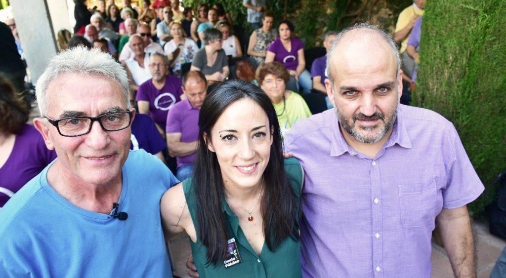 La candidata 'pablista' en Andalucía acusa a Teresa Rodríguez de activar una nueva marca para «disolver Podemos»