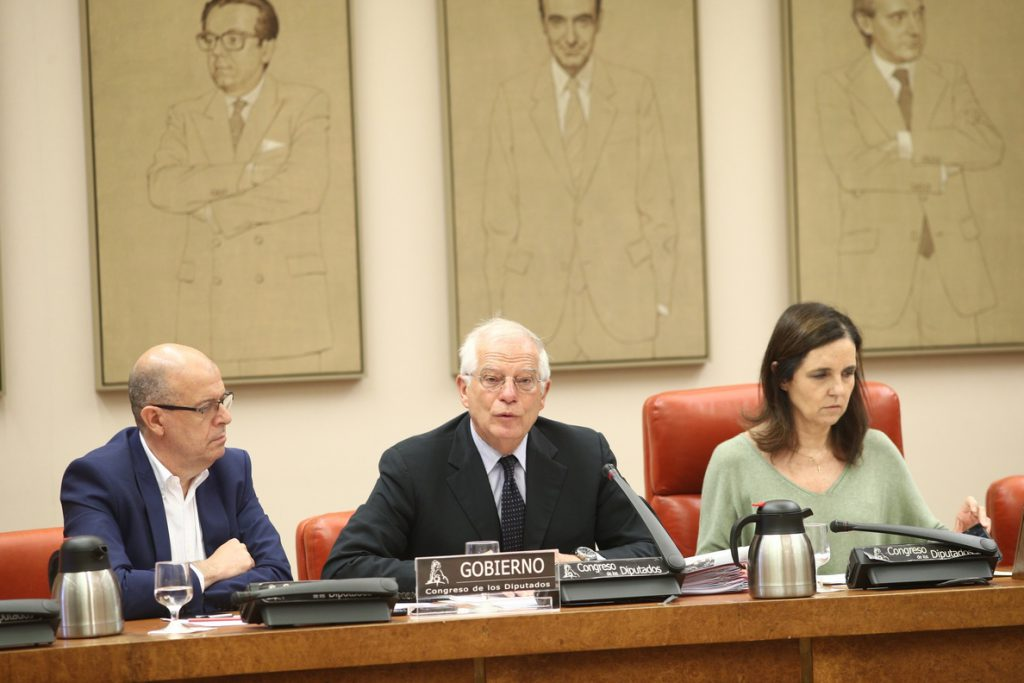 La embajadora española en Bélgica pedirá al Gobierno belga que defienda la inmunidad de Llarena, como ha pedido Lesmes