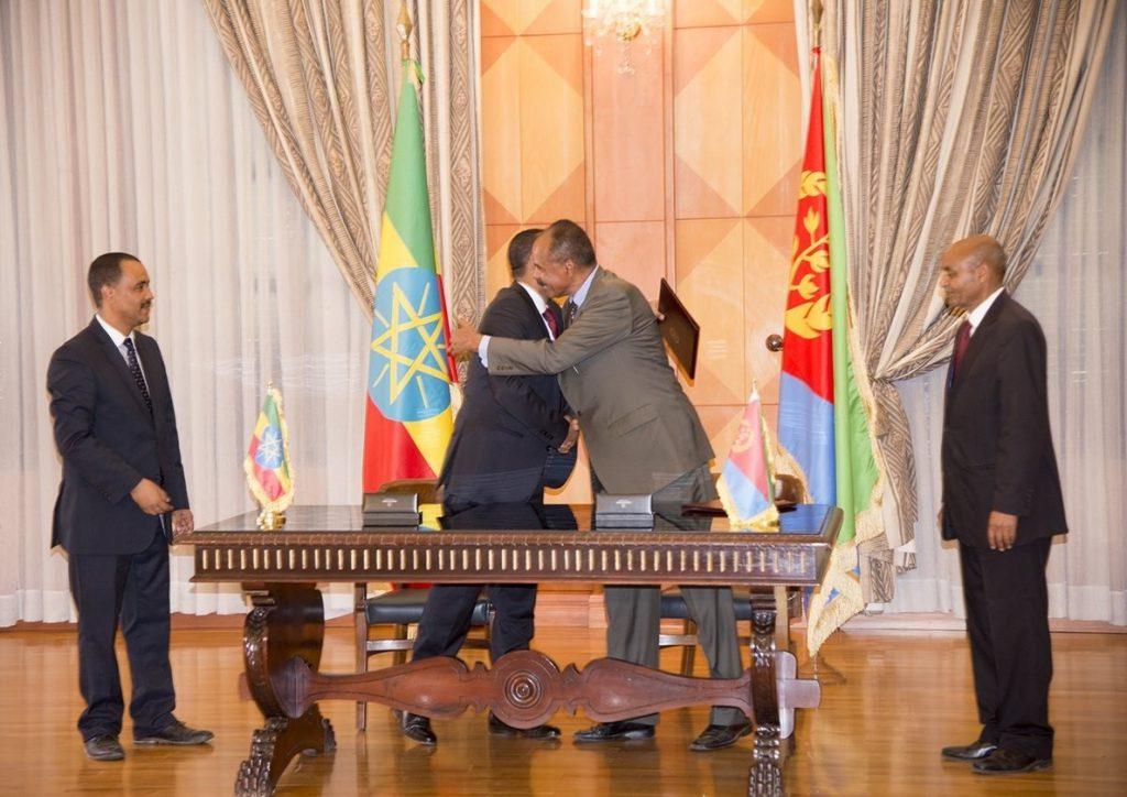 El primer ministro etíope espera que el proceso iniciado con Eritrea siga «con el mismo entusiasmo»