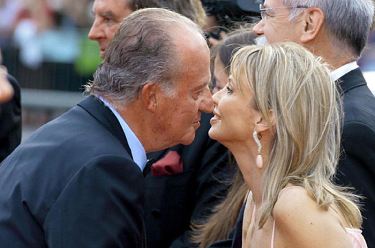 Corinna Larsen denuncia a Juan Carlos I por «acoso y amenazas»