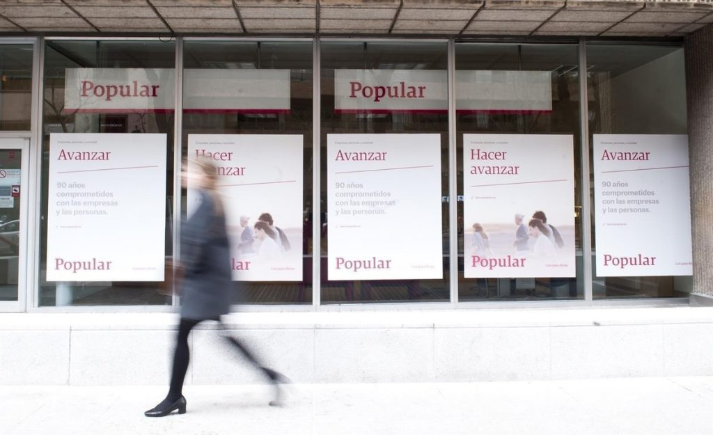 La JUR abrirá en agosto el proceso para escuchar a accionistas y acreedores afectados por el Popular