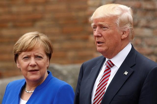 Donald Trump dice que Alemania es «cautiva» de Rusia