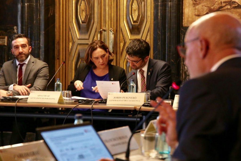 El patronato del MWCapital apuesta por convertir Barcelona en la capital europea del 5G
