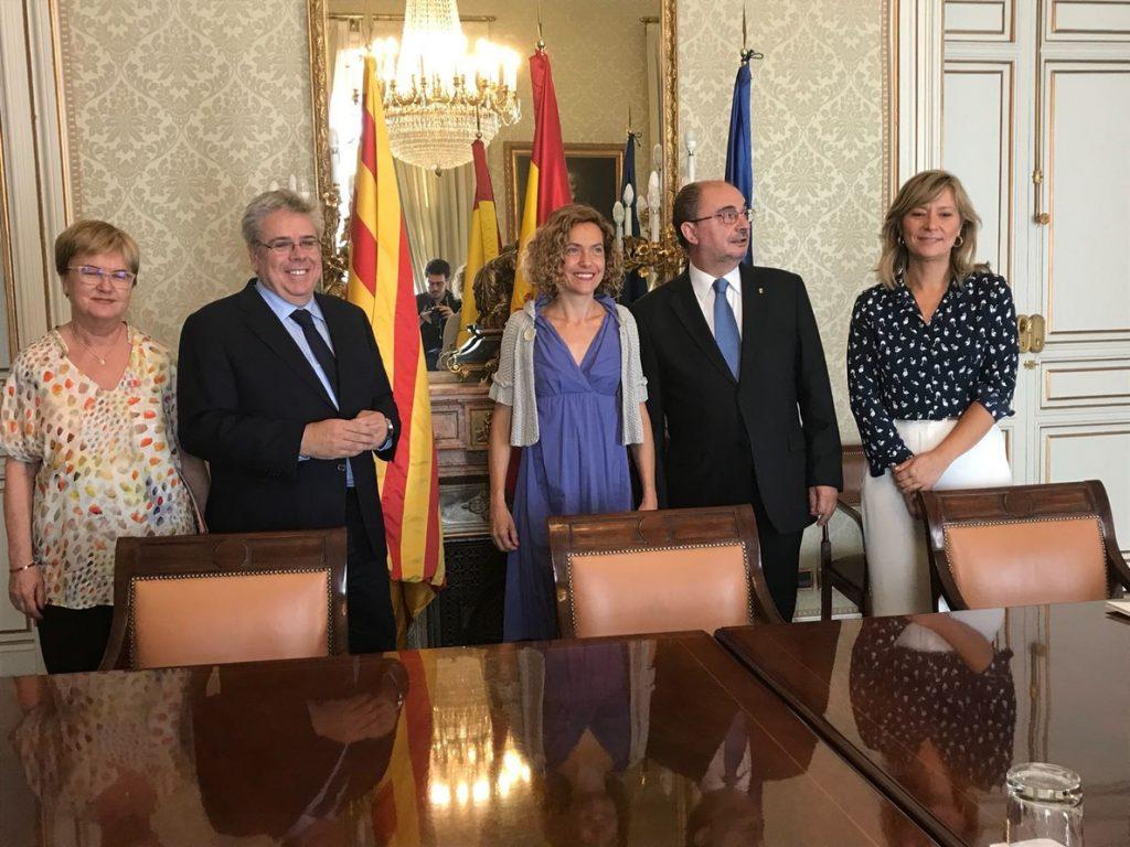 Aragón, Castilla León y Asturias harán frente común para que transición energética no produzca traumas en zonas mineras