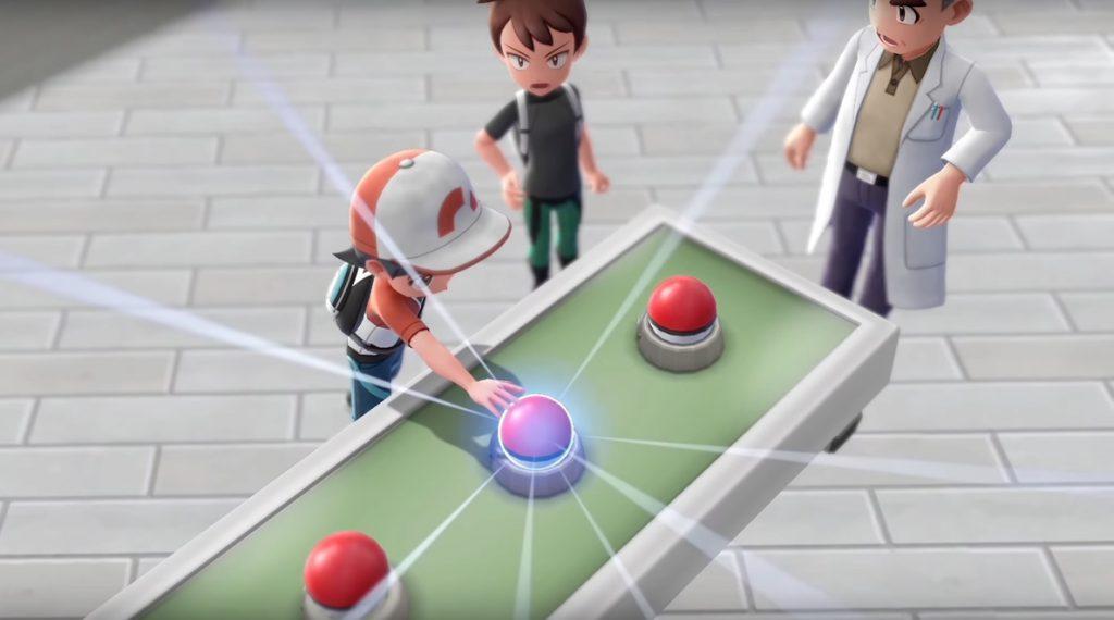 Pokémon Let's Go Pikachu e Eevee! muestran nuevos detalles del mapa de Kanto y los combates