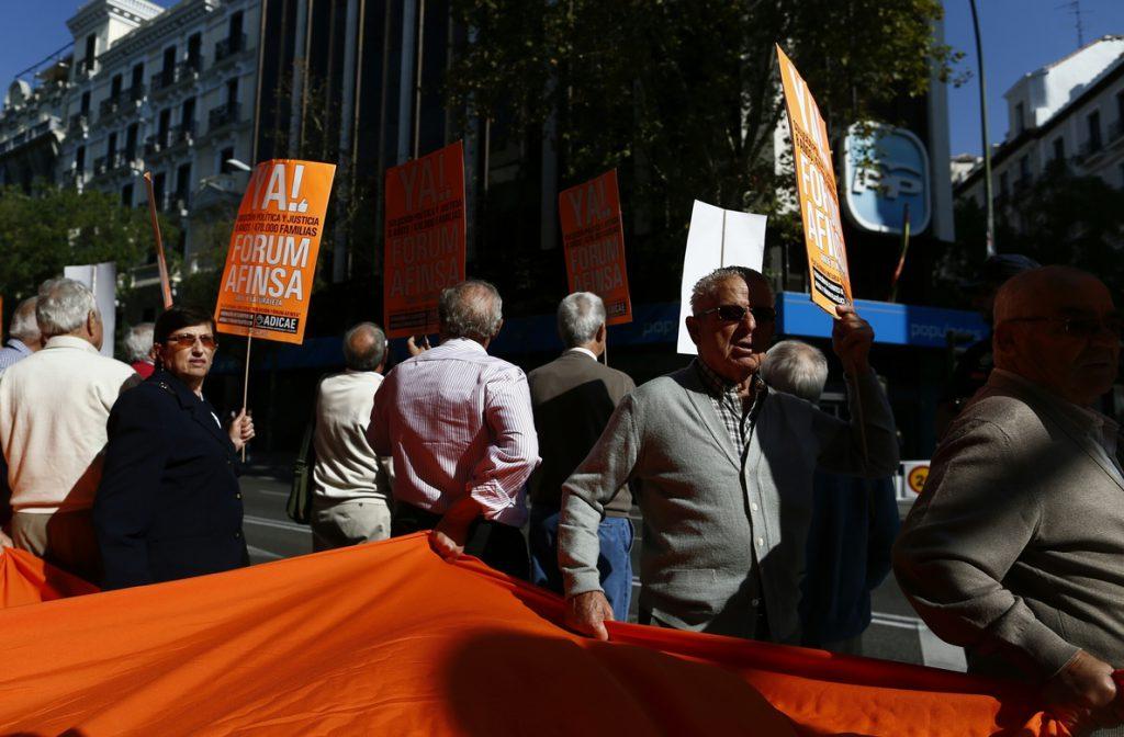 La Audiencia Nacional impone penas de más de doce años de cárcel a la cúpula de Fórum Filatélico
