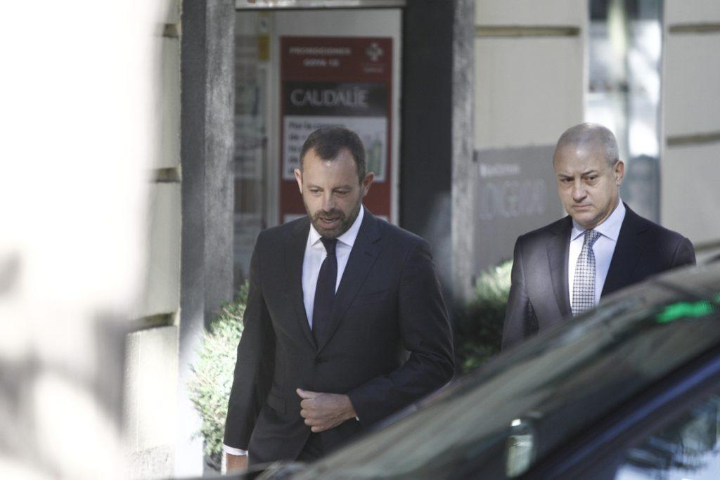 La Audiencia Nacional permite el traslado de Rosell a una cárcel catalana
