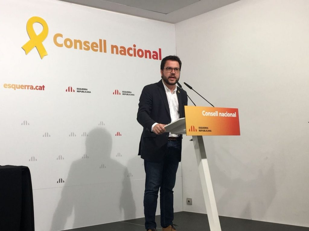 Govern vincula a la «situación política» y los juicios a independentistas a un eventual apoyo a las cuentas de Sánchez