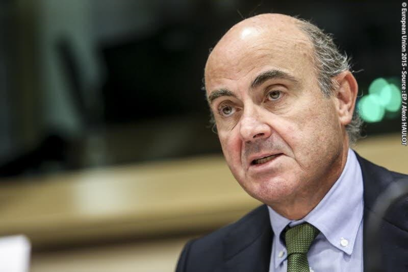 Guindos será responsable de la estabilidad financiera en la zona euro