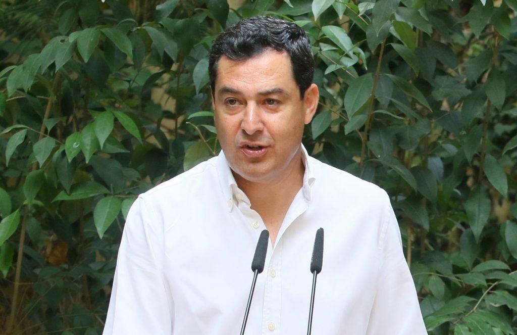 Moreno cree que Santamaría forma «buen tándem» con Casado y ambos deberían acordar una «sola lista» en torno a ella