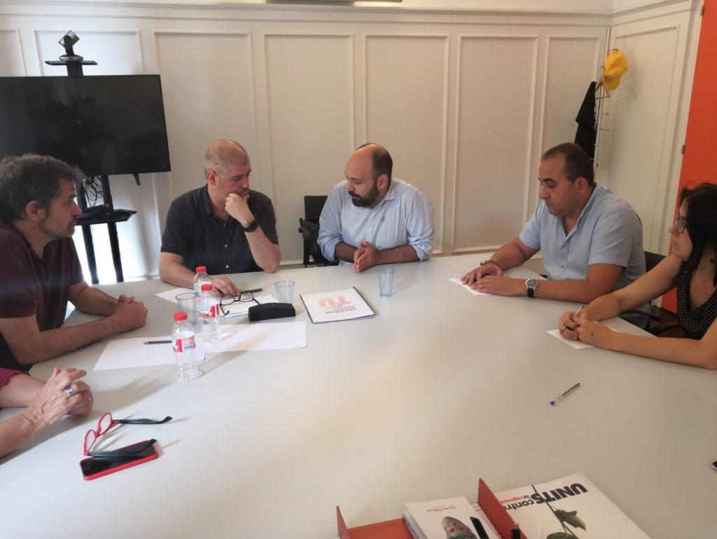 Òmnium pedirá al Gobierno en la manifestación del sábado que inste a la Fiscalía a retirar «todos los cargos»