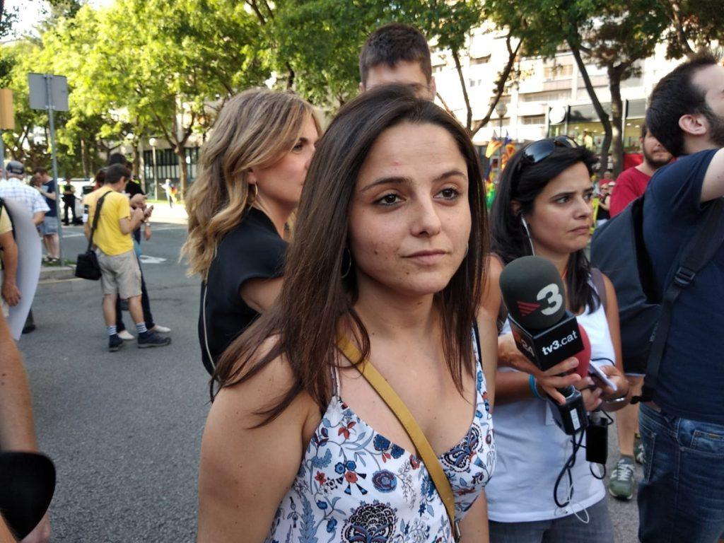 La CUP pide no olvidar «el motivo político» del encarcelamiento de líderes independentistas
