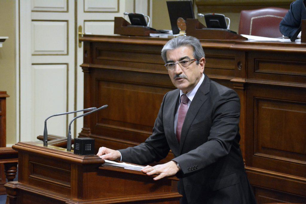 NC avisa de que no permitirá «ningún retroceso» sobre lo garantizado para Canarias en los PGE