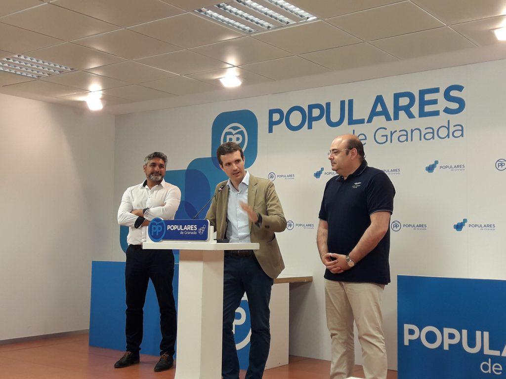 Pablo Casado rechaza el vídeo contra la candidatura de Sáenz de Santamaría y ve «bien» que se «investigue»