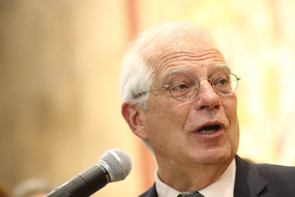 Borrell quiere «un esfuerzo para comunicar la realidad» de España ante el secesionismo y los «bulos con fines políticos»