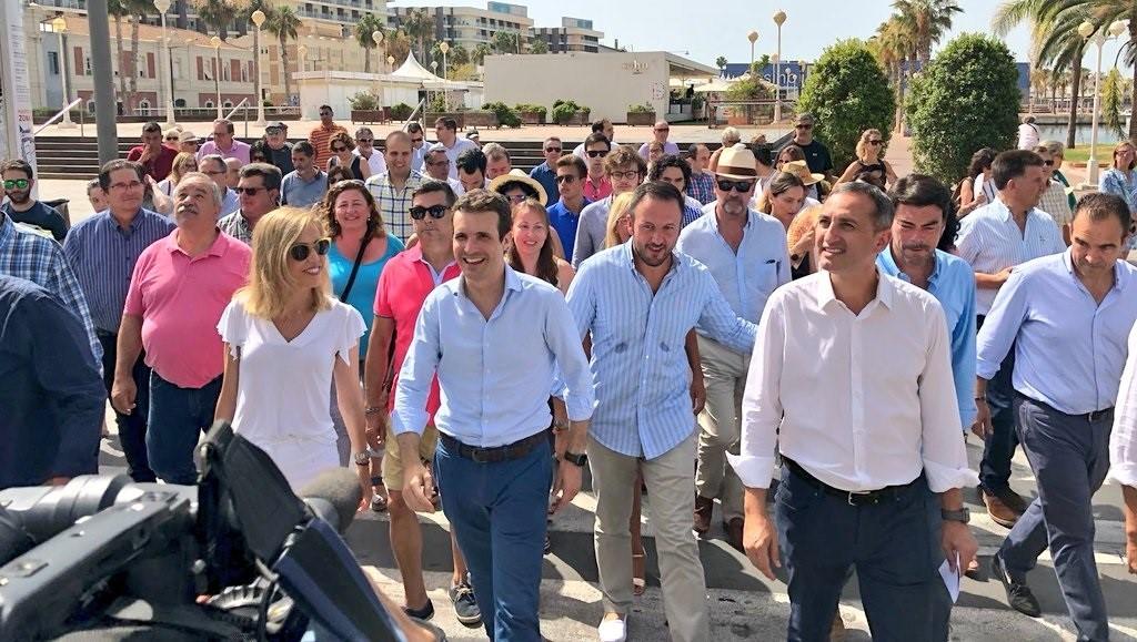 Casado, sobre el vídeo contra la candidatura de Sáenz de Santamaría: «A quien más perjudica es a mí»