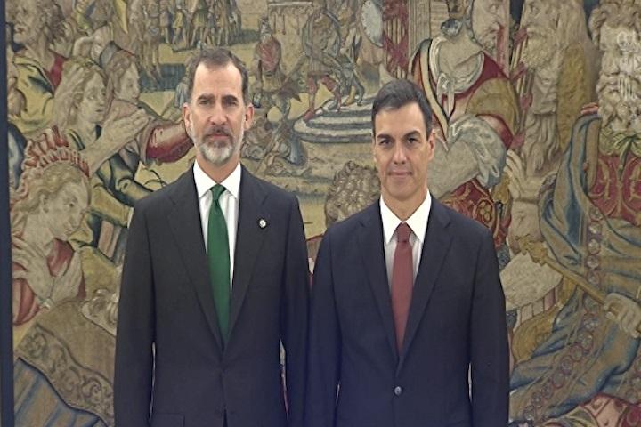 El Rey presidirá este lunes el primer Consejo de Seguridad Nacional del Gobierno de Sánchez