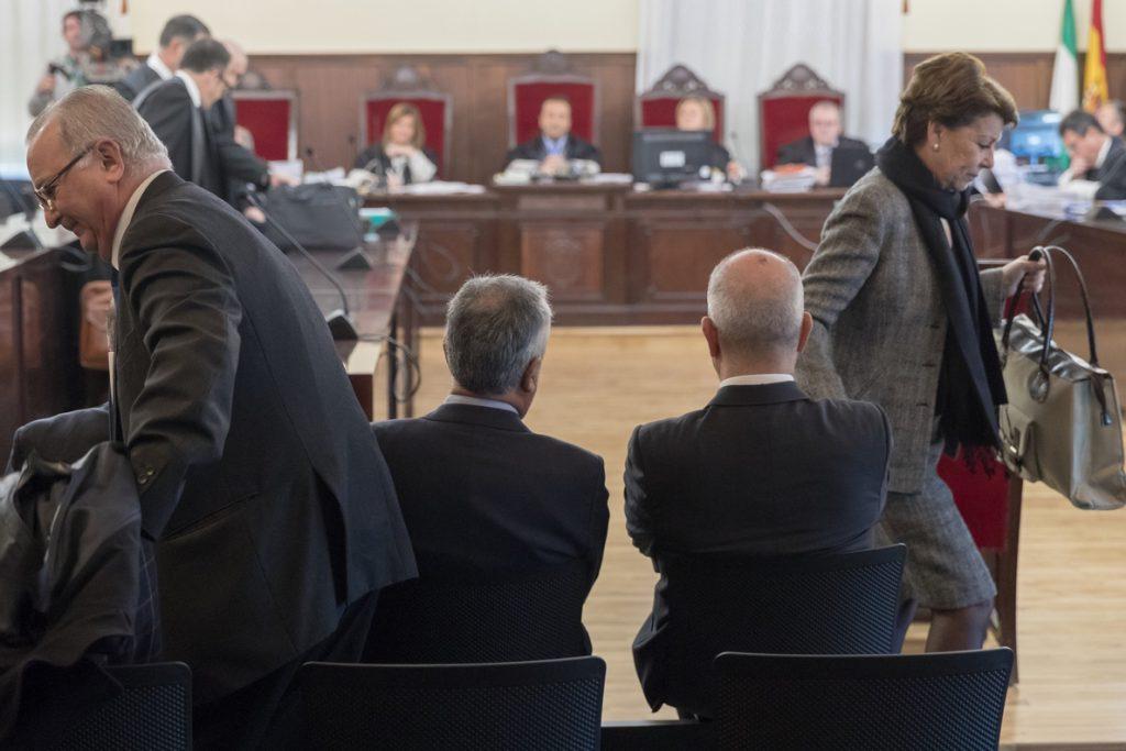 El exletrado mayor del Parlamento de Andalucía y exdirector general de Presupuestos, testigos este lunes en los ERE