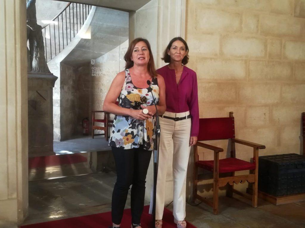 (AMP) Maroto dice que los actos contra el turismo son «muy puntuales» y que España es un destino seguro