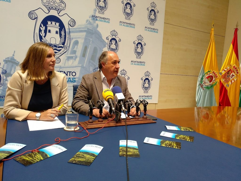 El alcalde de Algeciras analiza este miércoles con Grande-Marlaska los planes para el Campo de Gibraltar