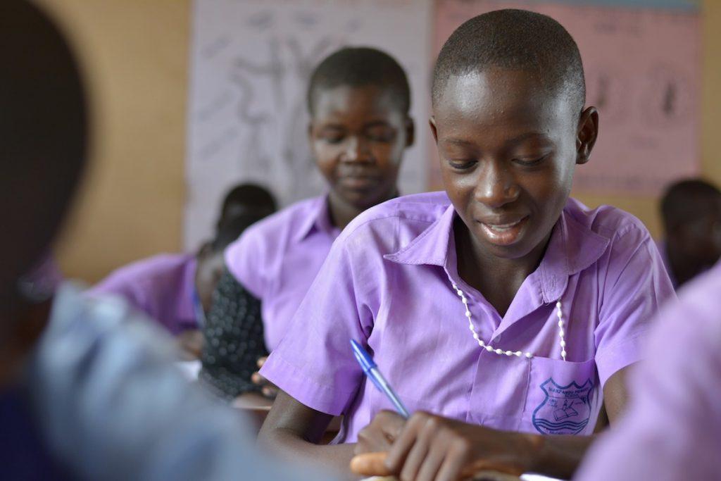 Cerca del 80% de la población mayor de 15 años de Sudán del Sur es analfabeta, según World Vision