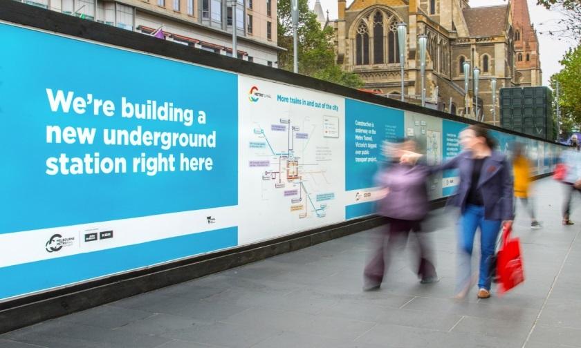 Cimic (ACS) se adjudica la construcción de un túnel en el metro de Melbourne por 855 millones