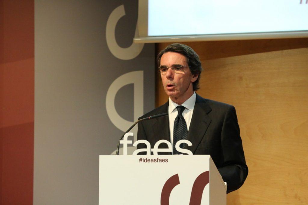 La FAES de Aznar, ante la sucesión de Rajoy: «Si se hace lo mismo, no pueden esperarse resultados distintos»
