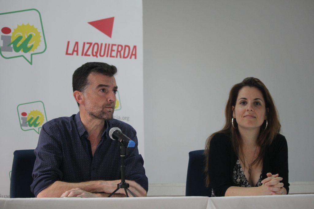 Maíllo (IU) espera que terminadas las primarias de Podemos se retome «con fortaleza» el proyecto Adelante Andalucía
